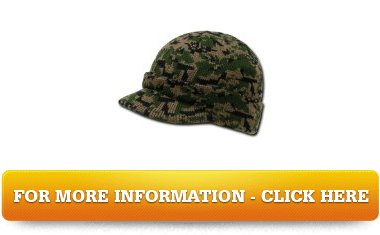 c1868a7f128 In Camouflage Jeep Caps Visor Beanies Digital Woodland One Size